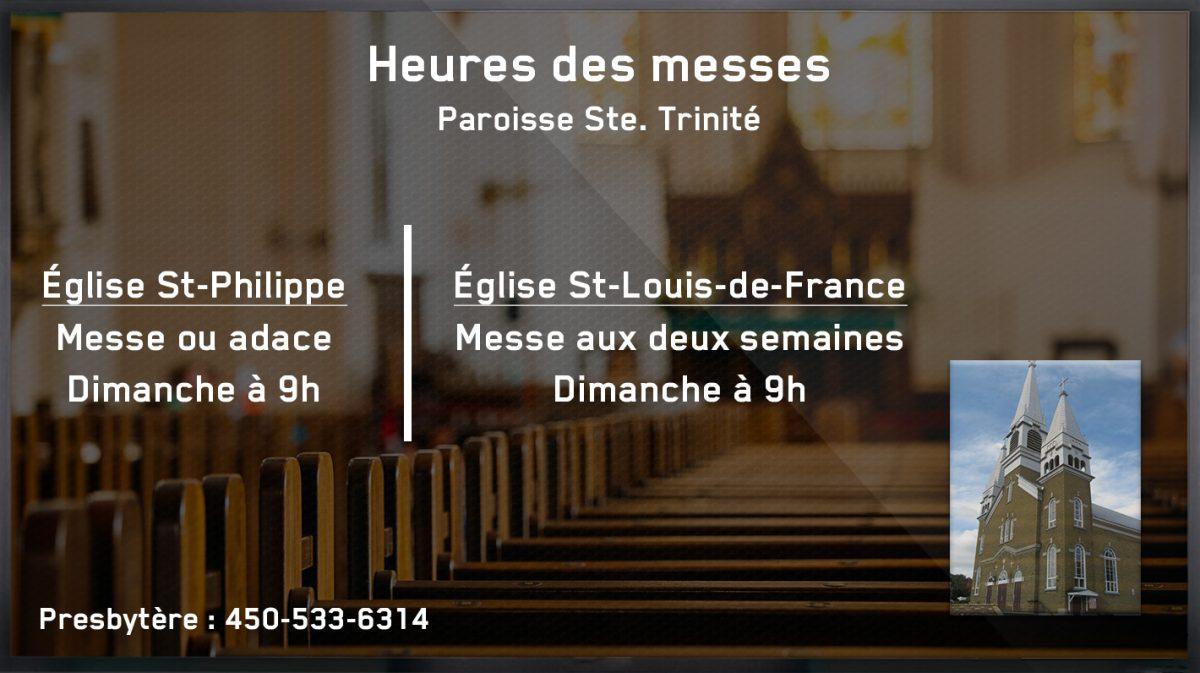 Paroisse Ste-Trinité