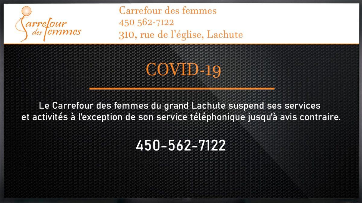 Carrefour des femmes